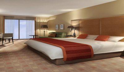 Sanificazione di Hotel